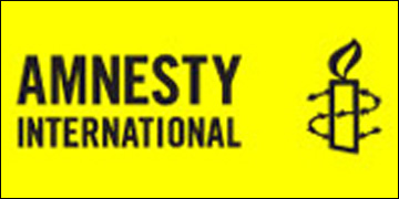 Logo for Amnesty International